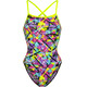 Funkita Strapped In One Piece Svømmedragt Damer farverig